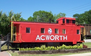 acworth-train